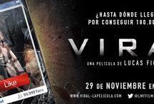 Descargas para Facebook #Viral #ViralLaPelicula / Descargas portadas para Facebook de #ViralLaPelicula www.viral-lapelicula.com