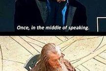 Tolkien funny