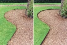EverEdge / Ever Edge is the permanent steel lawn edging solution to the age-old problem of maintaining neat edges for lawns, drives, path edging and flower and vegetable beds. EverEdge is very simple to install, it is weather-resistant and maintenance-free.