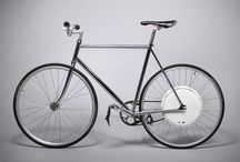 FlyKly - electric bicycle with a smart wheel