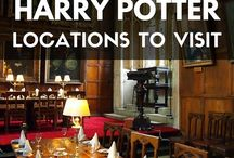 Harry Potter locations in the UK and Scotland