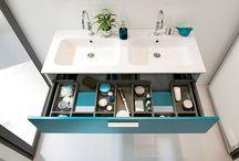 Salles de bains   Blog Schmidt / Sur ce tableau, retrouvez les articles du Blog Schmidt sur la thématique des Salles de bains : astuces de rangement, tendances, décoration...