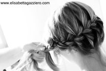 #Wedding in #Siena / #Wedding in #Tuscany #Hairstyle #Makeup