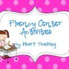 Second Grade Centers