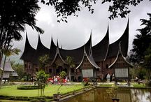 Architecture in Indonesia / by Ronaldo Lubis