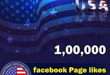 Buy USA Facebook Page Like / Why will you buy my service! 1. 100% Guaranteed Service Delivery. 2. 100% Money Return. 3. 100% Manual Work 4. 100% Real Work. 5. 100% Real Seller . 6. Cheap Rate.  So, don't waste your time.  PLEASE, ORDER NOW !!! First Order Completed