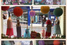 Wonderful windows / A peek at our lovely shopfronts