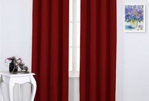 Burgundy Red Blackout Window Treatment Curtains Sale / Window treatment of blackout Curtains are often referred to window dressing or window decor, window treatment means home interior decoration for windows with eco-friendly fabrics. With special three yarns, especially the intermediate layer black dyeing fiber, take great useful for your windows and homes.  Beige 100% polyester window treatments, it's good at privacy protection and room darkening. Solid color makes your rooms full of mystery that's best for simple and lovely occasions.