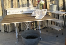 YRW / Your Rustic Wedding - Unique, vintage and rustic furniture, accents and finishings rental / by Lucy Thompson