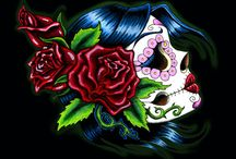 My tattoo for my thigh