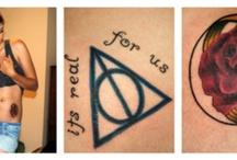 Tattoos  / by Claire McNamara
