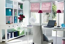 Office Design / by Karen Gamble (CiCi & Ryann Girls Clothing)