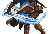 Spellblade / battlemagi