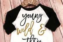 Young, wild, and 3!