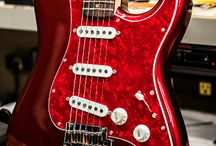Guitars / I do not write the pin descriptions.