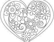 hearts and matroiskas