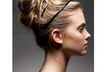 hairstyles / by Nicole Elizabeth