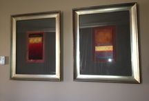 """2 really nice art framed from bombay / (275$ Newmarket)I have a really nice set of 2 art frame with glass in really great condition,a nice addition to your decor,the mesures are 29 inches and a half wide x 35 inches and a half high,it was bought at bombay and paid 385$ each,i am asking 275$ for the pair,i am in NewMarket area,and ask us what else we have for sale,(look in your spam folder for my reply,sometimes it goes in there)thank you""""No Pay Pal"""""""