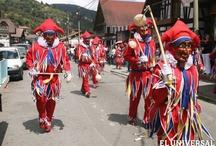 Fasnet Colonia Tovar / Celebraciones del Carnaval en la Colonia Tovar / by Booking ColoniaTovar