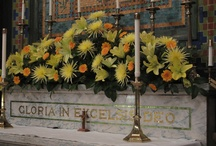 Flowers at St. Mark's