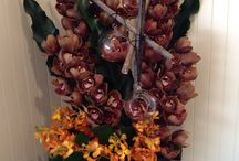 Floral arragements / Floral arrangements for the home