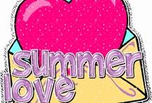 Summer /  LIKE MY WEBSITE