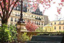 Spring in France / Spring in France