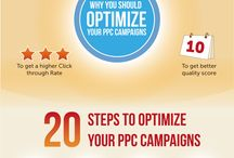 PPC Tips and Infographics / Discover our comprehensive collection of the most useful tips and tricks for Pay-per-click marketing.
