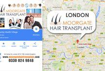 Hair loss Clinics UK