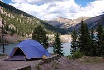 Colorado Camping, Cabins & Shelters