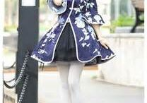 FASHION - Chinese Lolita / Lolita in Chinese Style