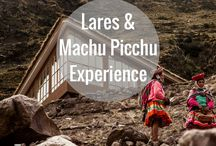 Lares & Machu Picchu Experience / Combine a cultural experience of the Andes regions with the most impressive ruin of Peru as part of the Lares Machu Picchu Adventure.