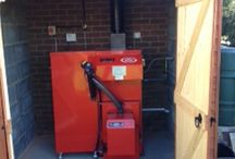 Biomass Install