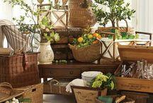 Basket - ideas