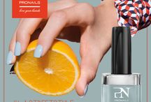 ProNails L.A.Juice Bar Collection / New Collection SS 16