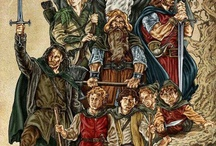 The Lord of the Rings & Hobbit