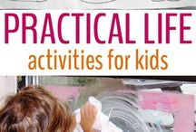 Montessori, vida práctica