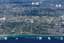 Around Villa Moni / Cerreto, Novilara, Candelara, quello che puoi trovare nei dintorni di Villa Moni