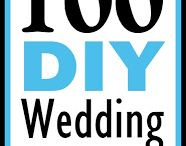 DIY Wedding Ideas / The best little bits and pieces of DIY wedding-ing.