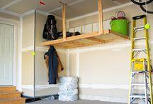 Garage Storage / by Ken Hansen