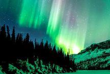 Aurora Borealis/ Australis