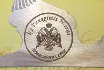Laser Orthodox Engravings @ www.nioras.com