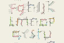 Typography / by Jaclyn Co