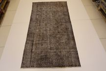 Vintage Rugs / Turkish Vintage rugs are now in our collection.