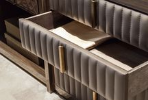 Cool cabinetry details!