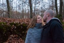 Engagement Session / #couple #seance couple #foret #love #amoureux #engagement session #lifestyle #lifestyle session