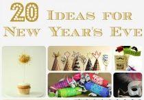 New Year's Eve Celebration / by Keri Ewald