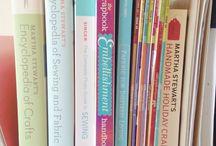 Literatura rękodzielnicza / hand-made in books
