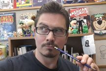 Living the GEEK life: Meet David Reddick!