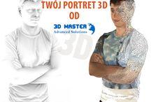 Skanery 3D / Skanery 3D, skan 3D, skanowanie, modelowanie 3D